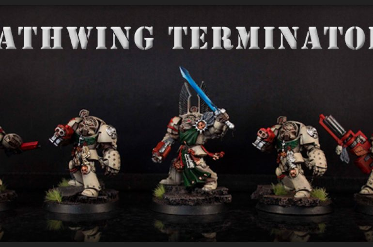 Warhammer 40k – Dark Vengeance up, Deathwing & Ravenwing update