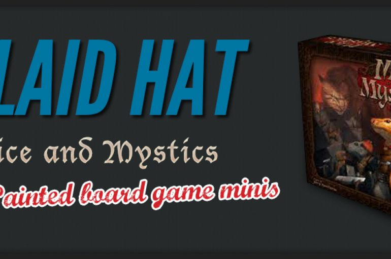 Mice and Mystics painted Set
